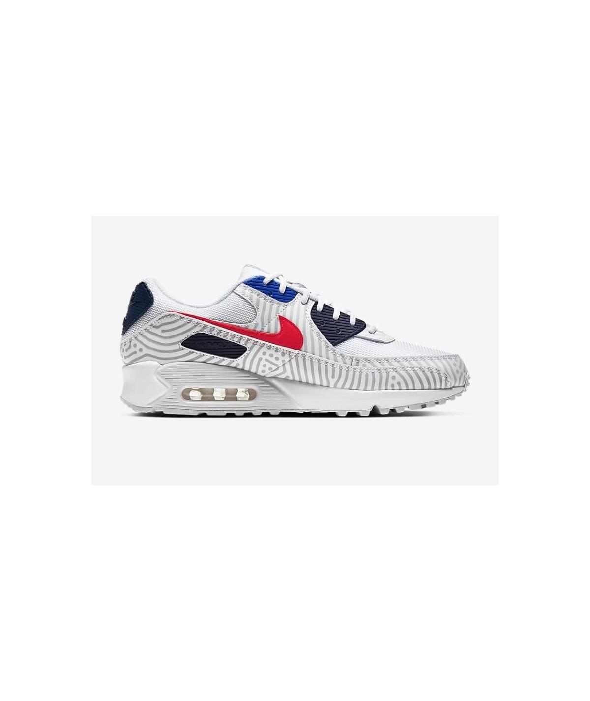Nike Air Max 90 I CW7574-100 I Chaussure homme I Maroc