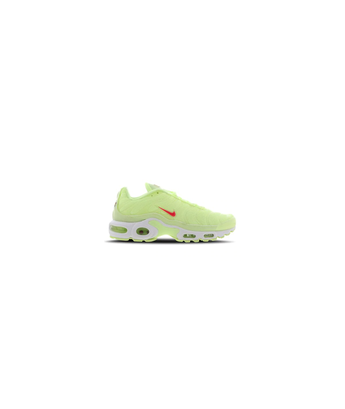 Nike Air Max Plus Martinique I Chaussure de sport Femme I Vert fluo - Blanc
