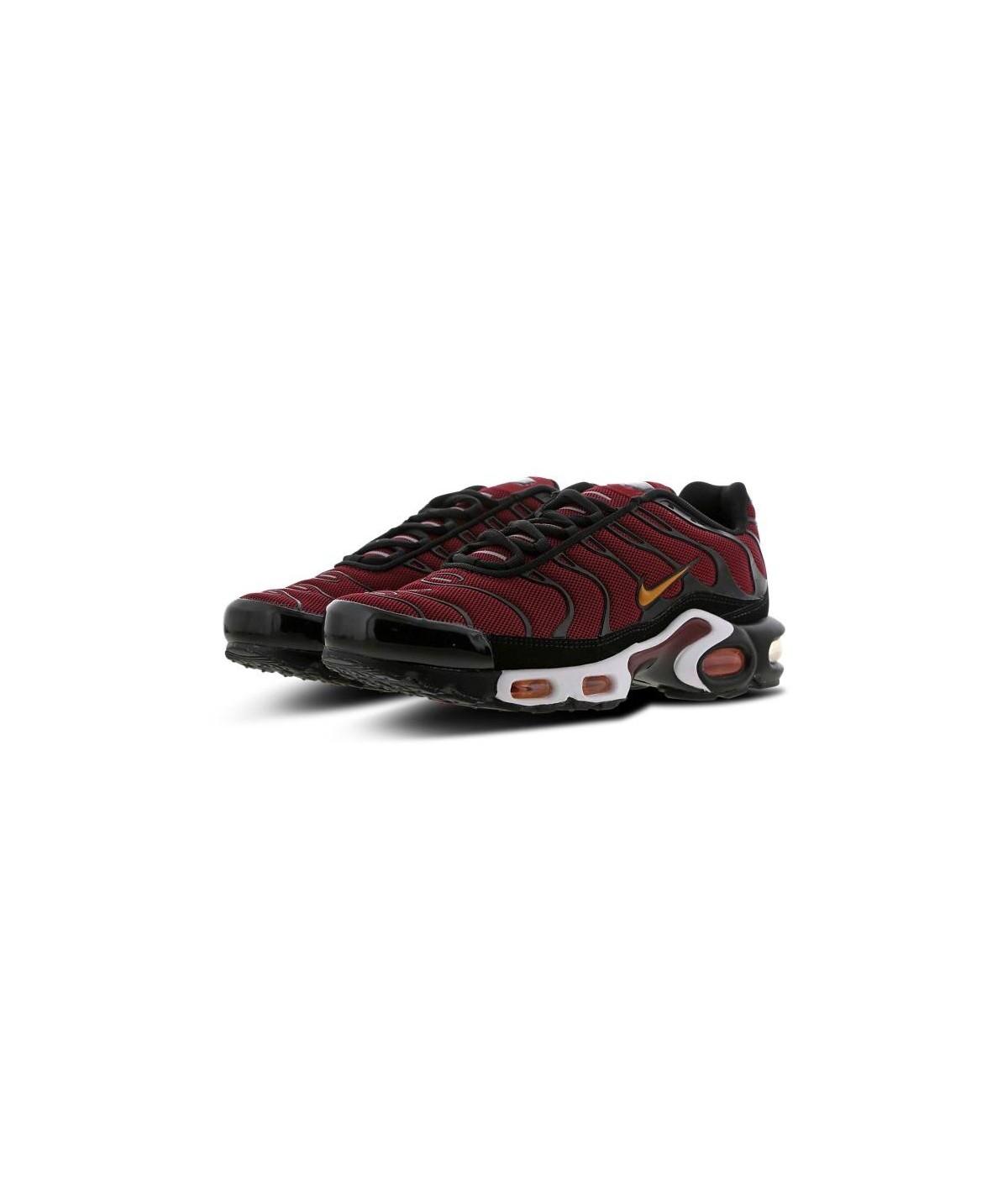 Nike Air Max Plus I Nike Requin I Rouge Bordeaux