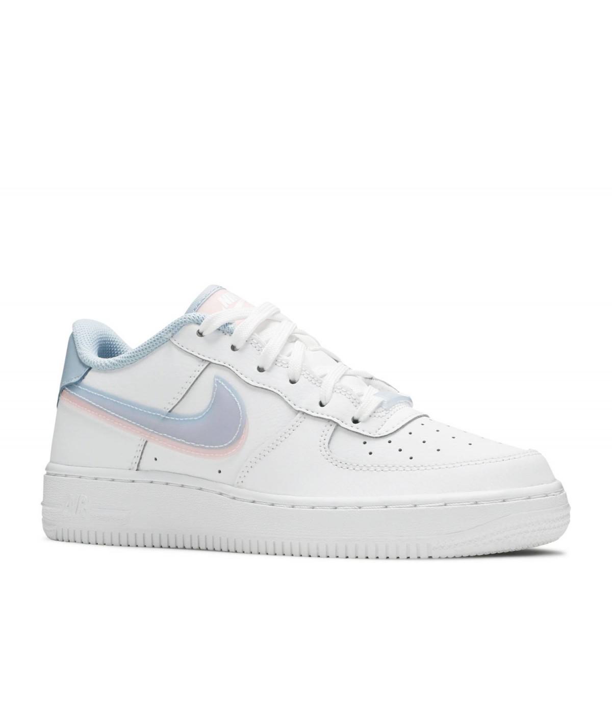 Nike Air Force 1 LV8 Gs 'Pastel Swoosh'